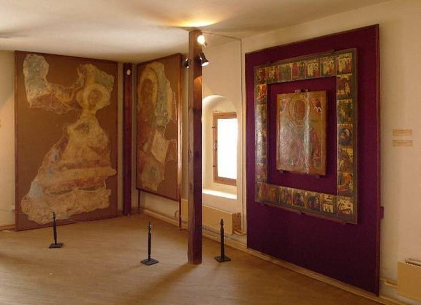 экспозиция Иконопись