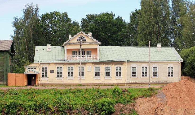 фото дома-музея