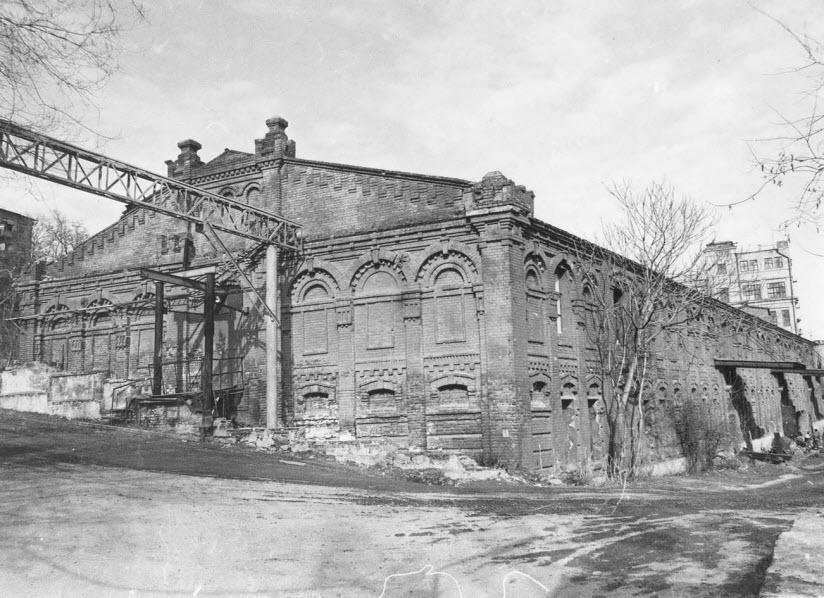 фото Парамоновской мельницы