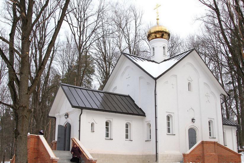 Храм Новомучеников и исповедников