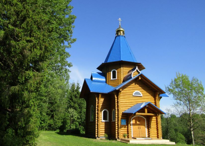 храм Целительница