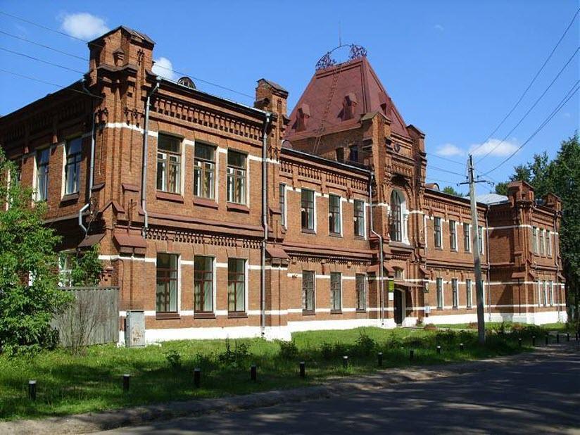 Калязинский колледж им. Полежаевой