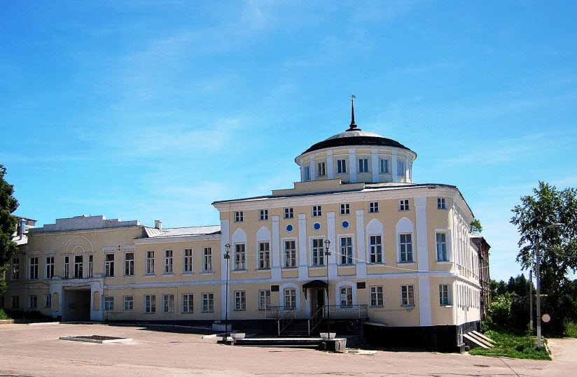 Касимовский историко-культурный музей-заповедник