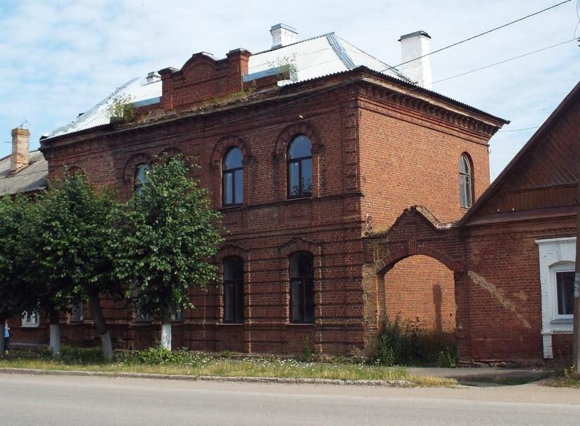 Купеческие дома
