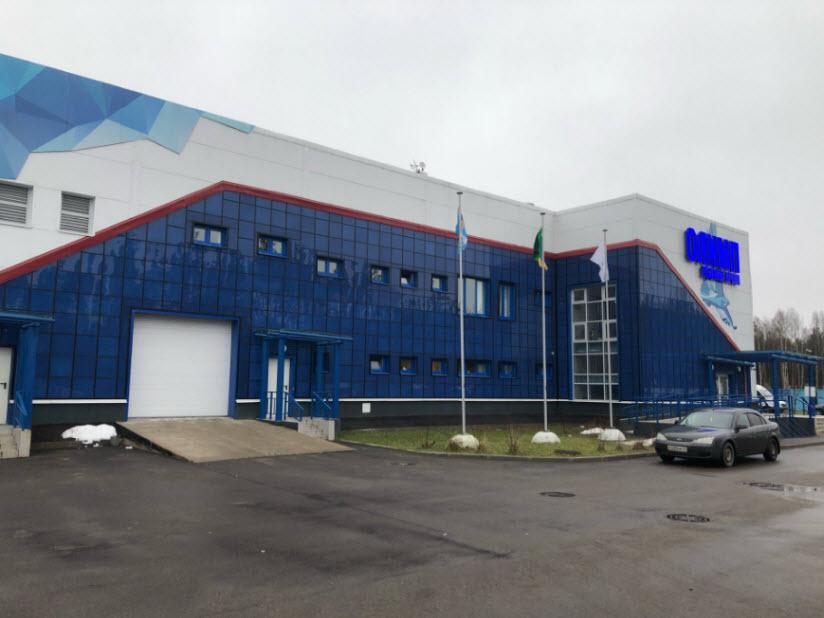 Ледовая арена «Олимп»