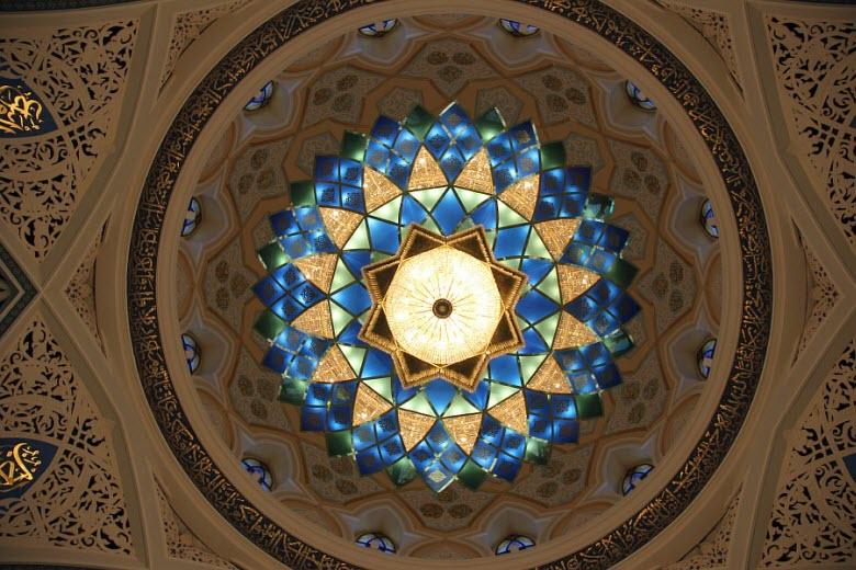 люстра мечети Кул-Шериф