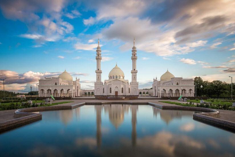 мечеть города Булгар