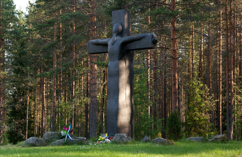 Мемориал «Крест скорби»