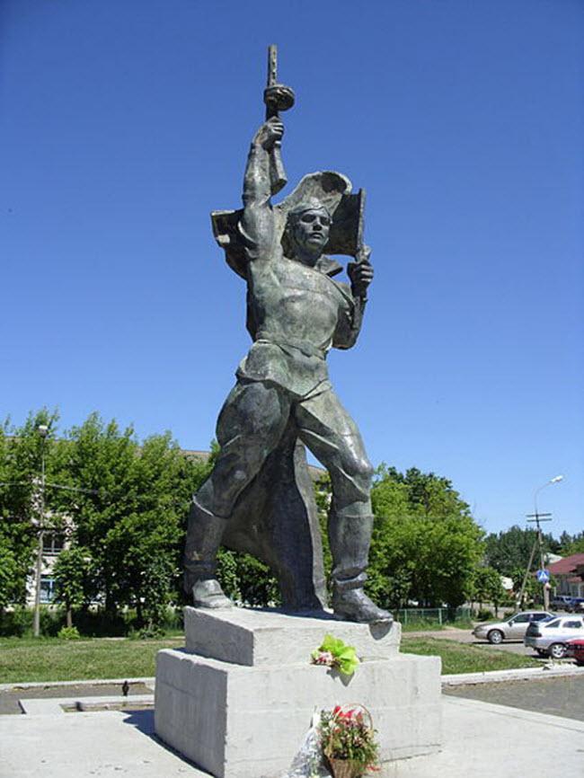 Мемориал Воинская Слава