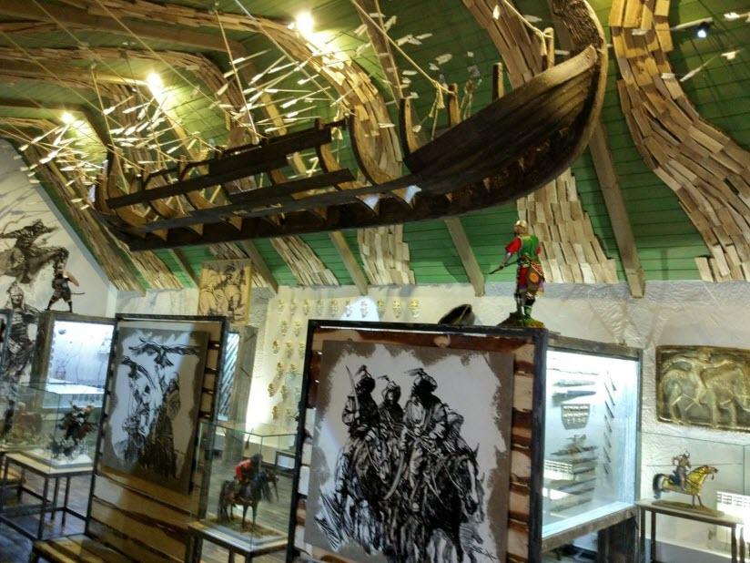музей Дух Воина