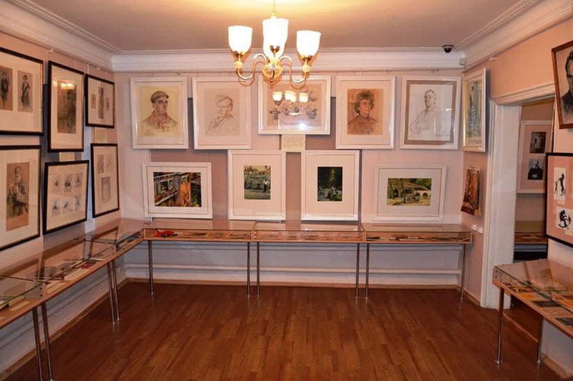 Музей художника Н.Н. Жукова
