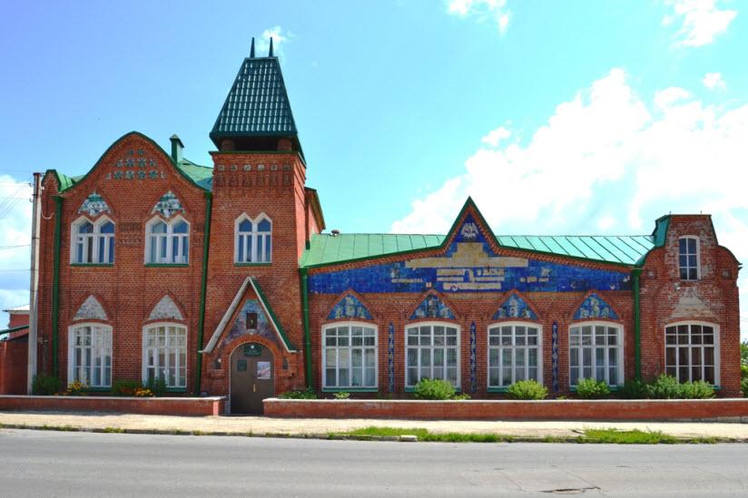 Музей народных промыслов и ремесел