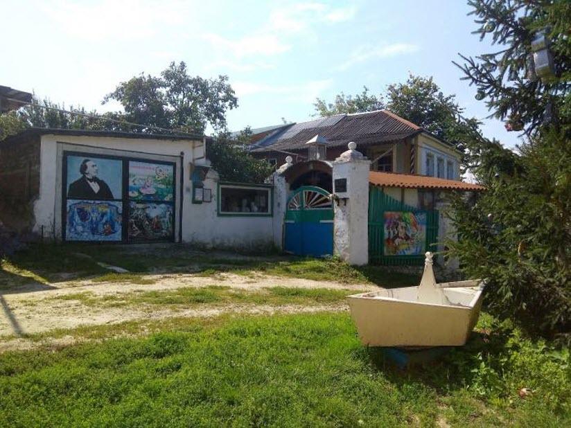 Музей переводчицы Анны Ганзен