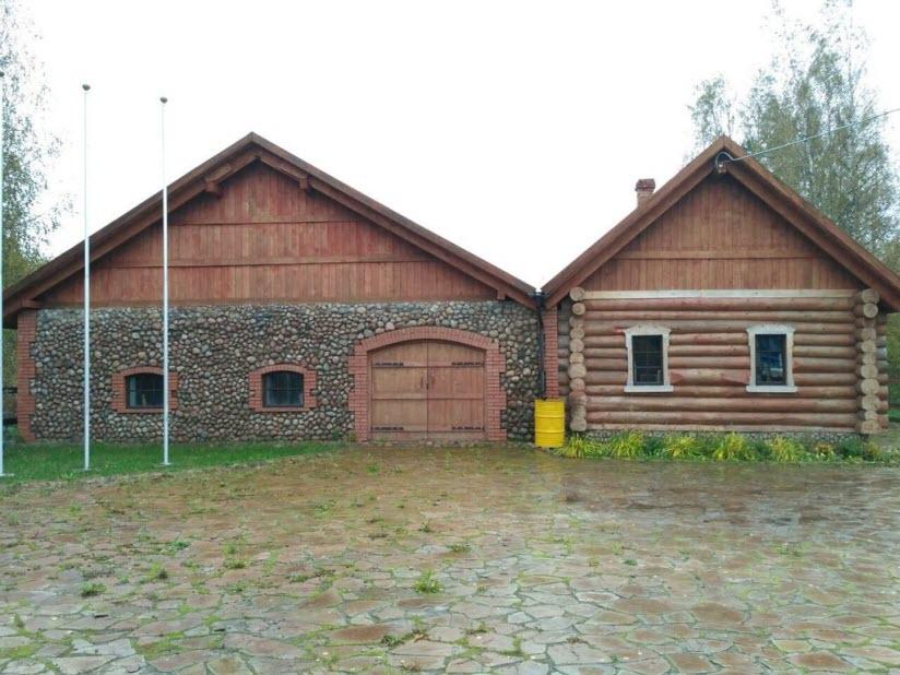 Музей Водской культуры в деревне Лужицы