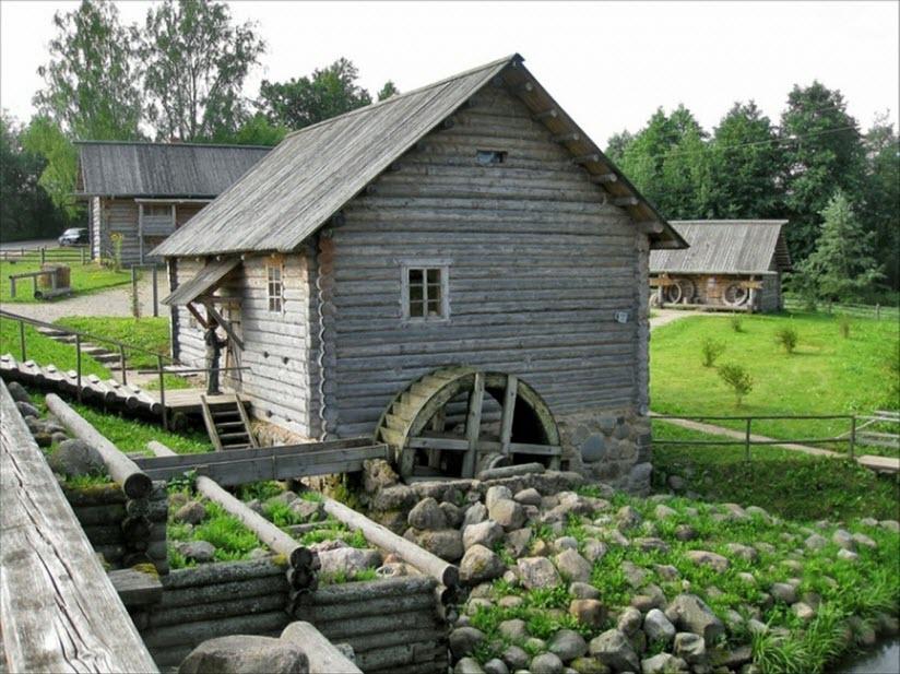 Музей «Водяная мельница»