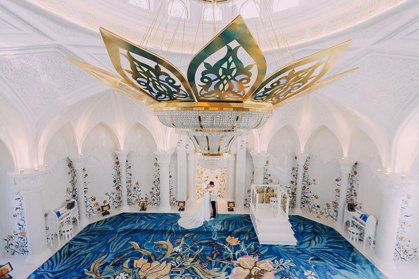 никах в мечети Ирек