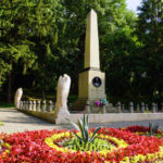 Место дуэли Лермонтова в Пятигорске