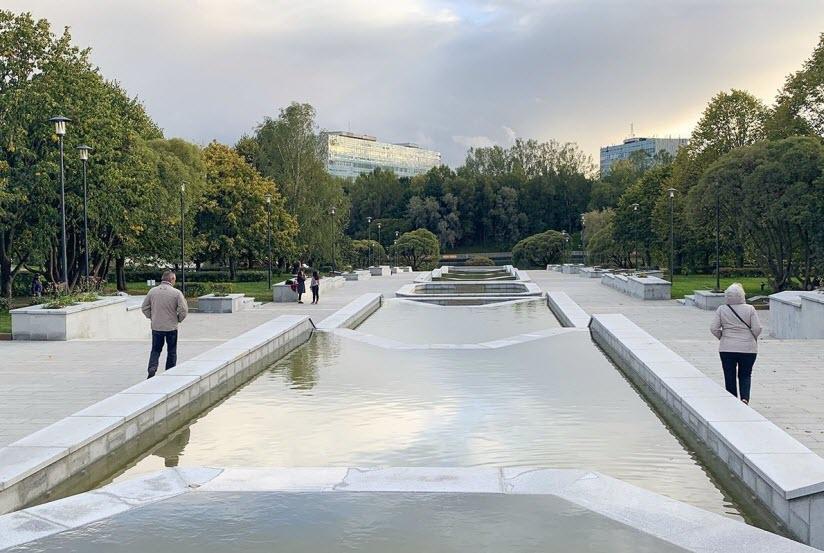 Парк «Городской лесопарк»