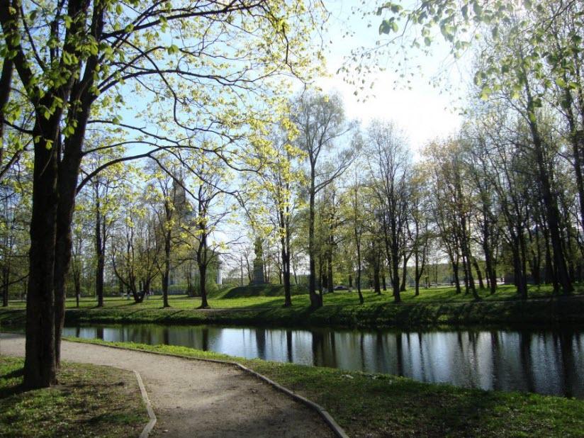 Парк «Летний сад»