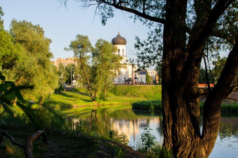 Парк Воровского