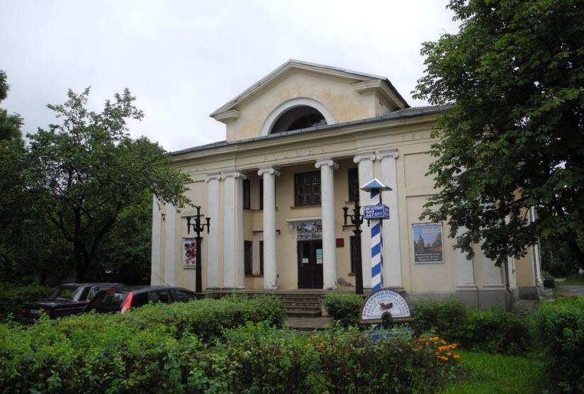 Порховский краеведческий музей
