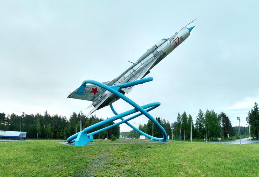Самолёт «МИГ-21»
