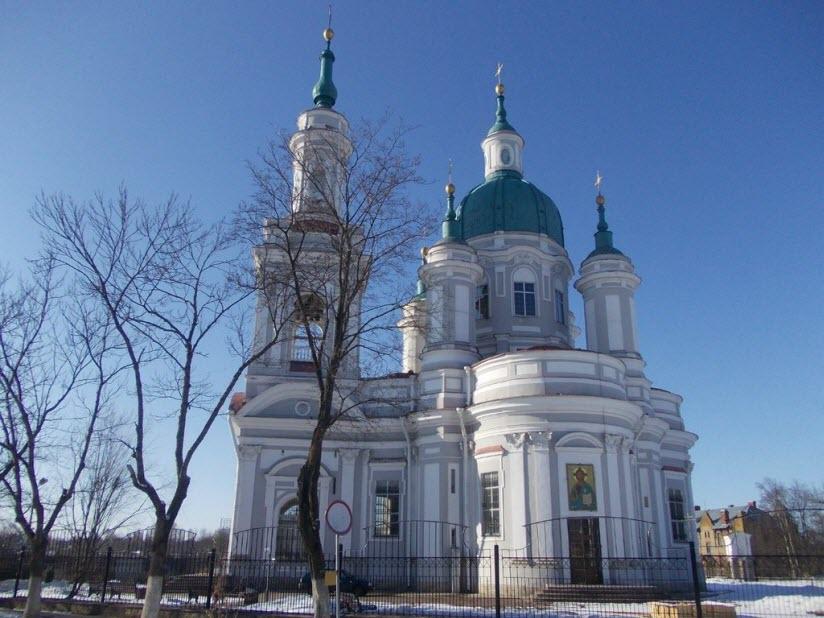 Собор Великомученицы Екатерины