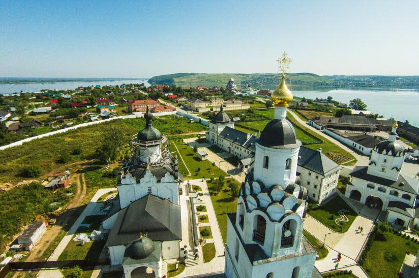 Свияжский Богородице-Успенский монастырь