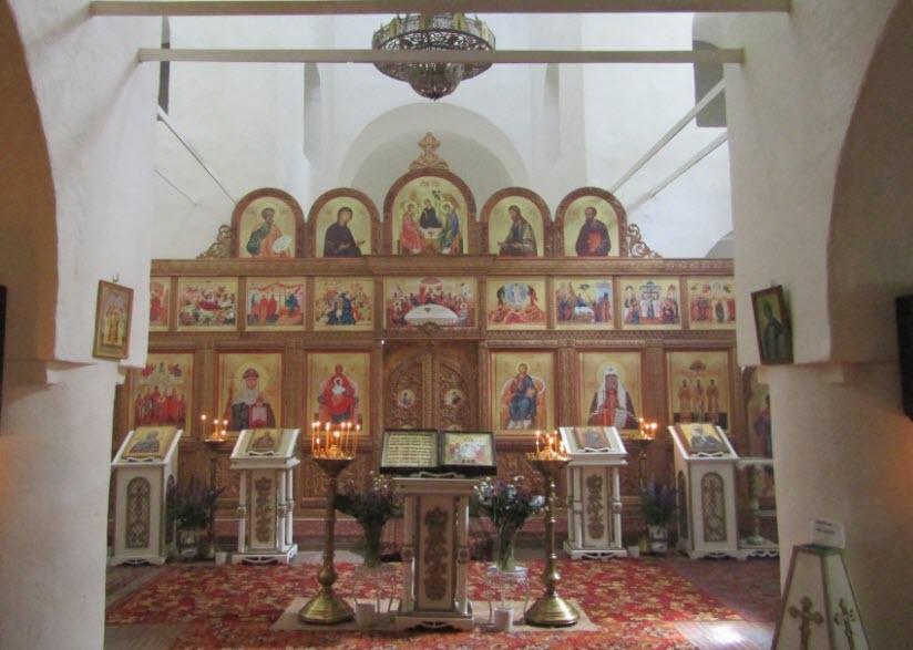внутри Державного собора
