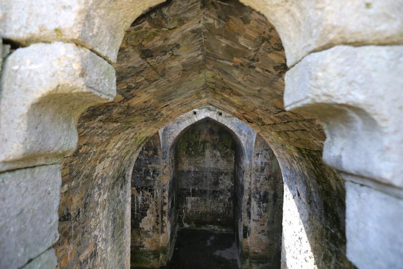 водохранилище в Нарын-Кала
