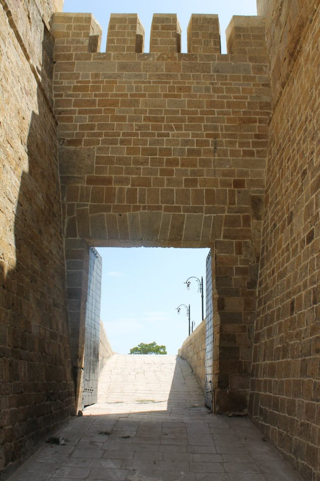 Ворота «Даг-Капы»