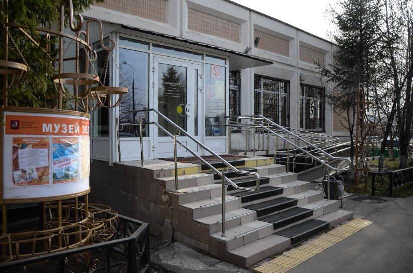 Выставочный зал «Зеленоград»