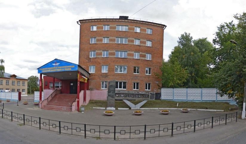 Авиационный технический колледж гражданской авиации имени Чкалова