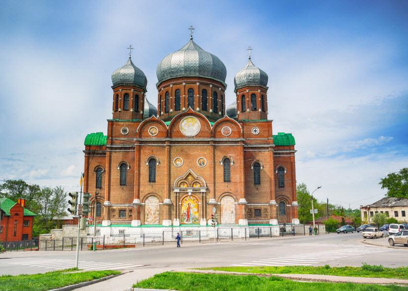 Боголюбский кафедральный собор