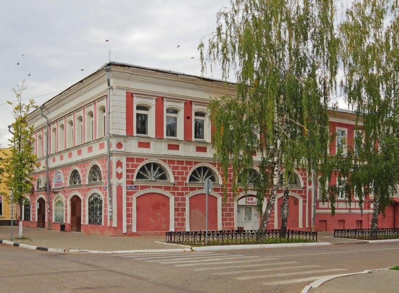 Дом Бардыгина