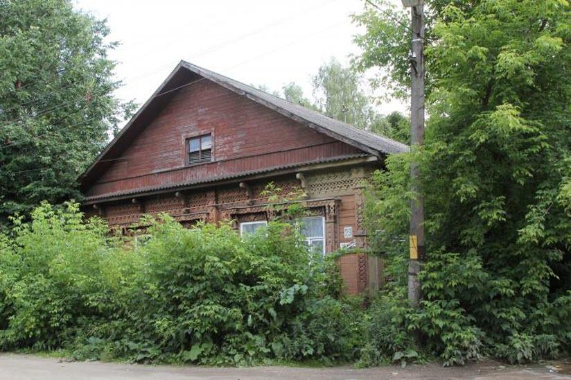 Дом Харламова