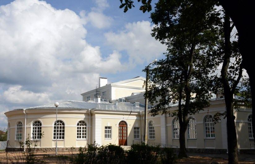 Дом культуры г. Печоры