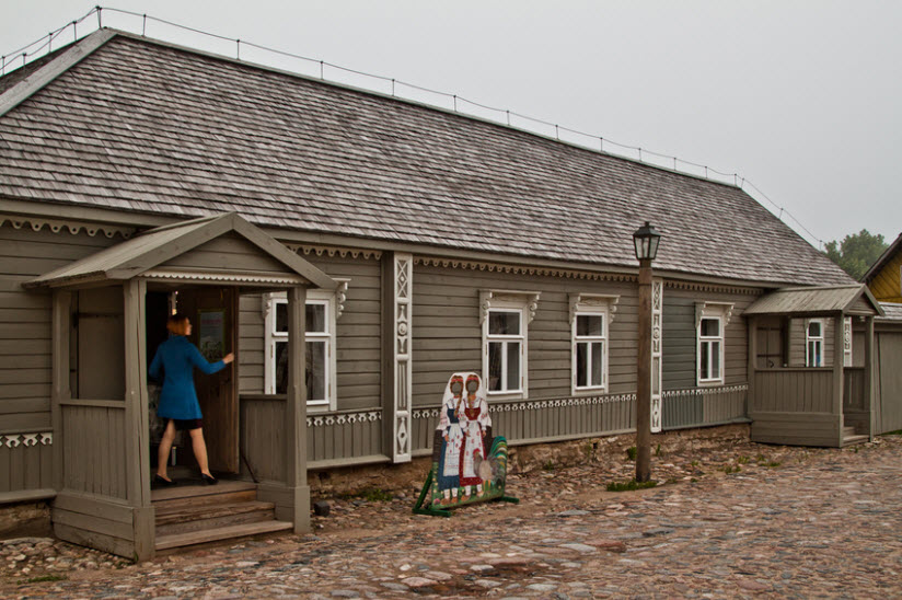Дом купца Шведова
