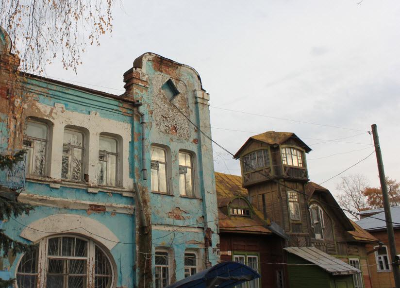 Дом купца Теплова