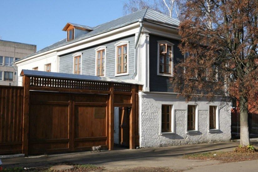 Дом-музей Анны Голубкиной