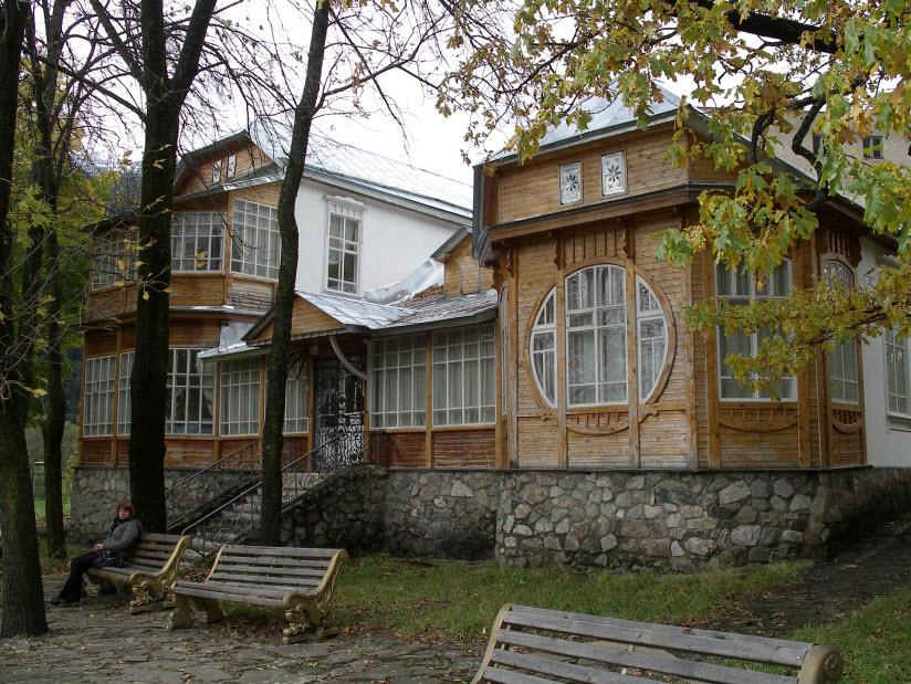 Дом-музей Крымшамхалова