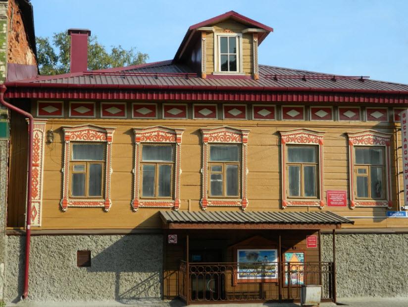 Дом-музей ремесел и фольклора