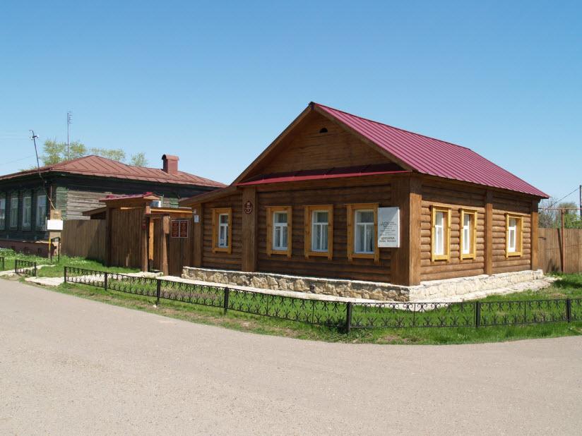 Дом памяти Марины Цветаевой