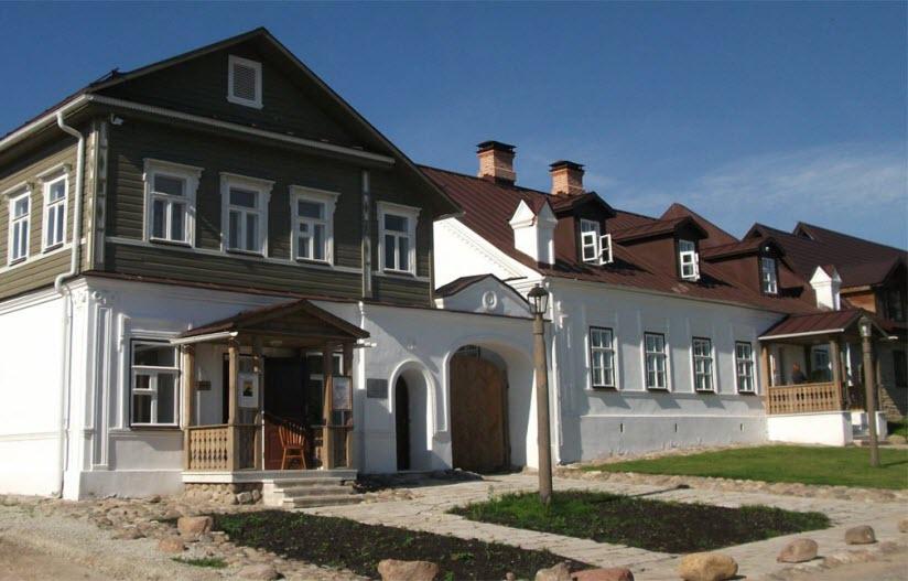 Дом-усадьба купца Анисимова