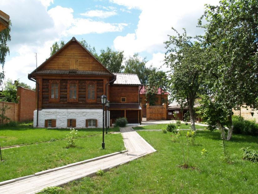 Дом-усадьба Надежды Дуровой