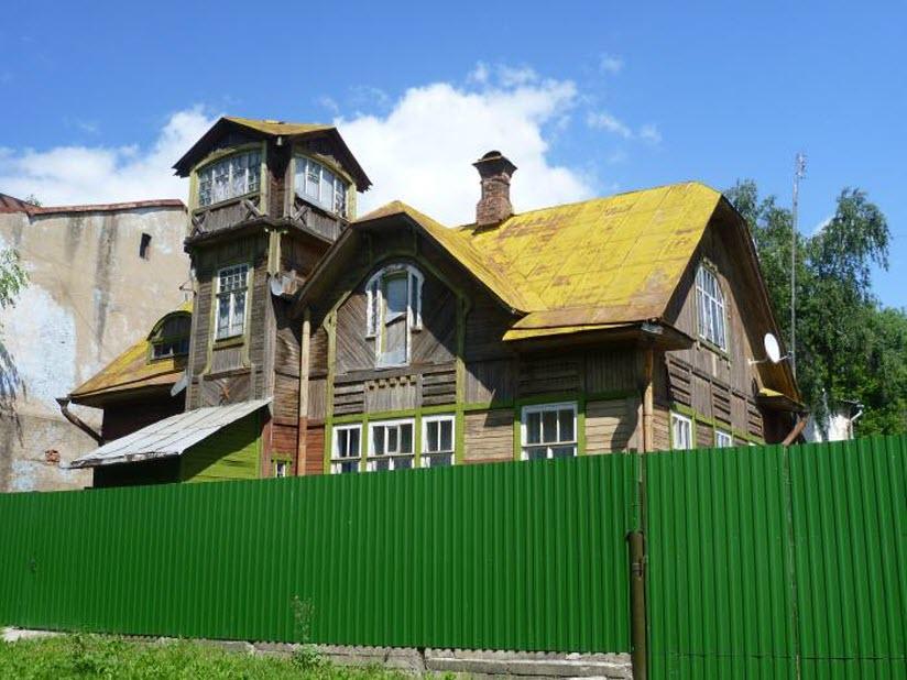 Дом врача Н.А. Жардецкого