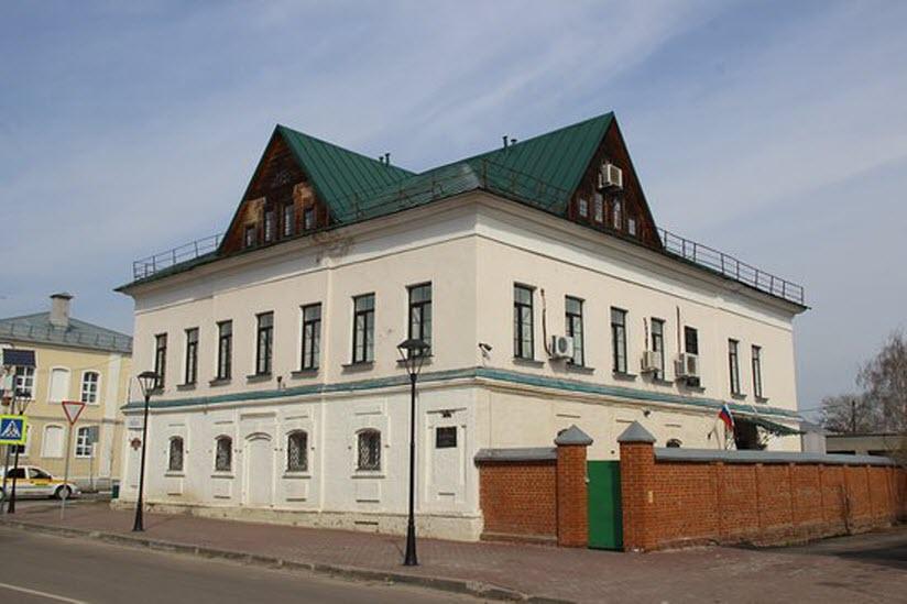 Дом Ярцева