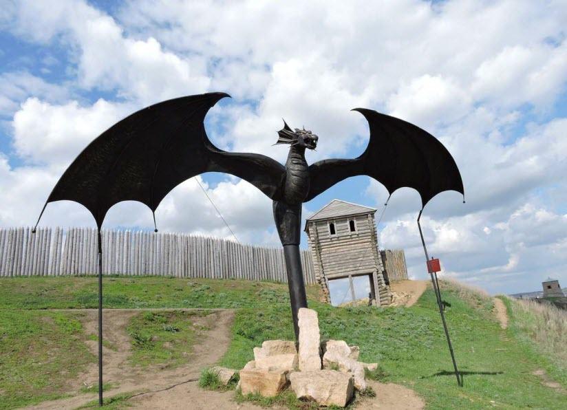 Дракон-оракул