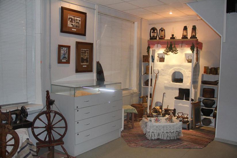 экспозиции Музея истории
