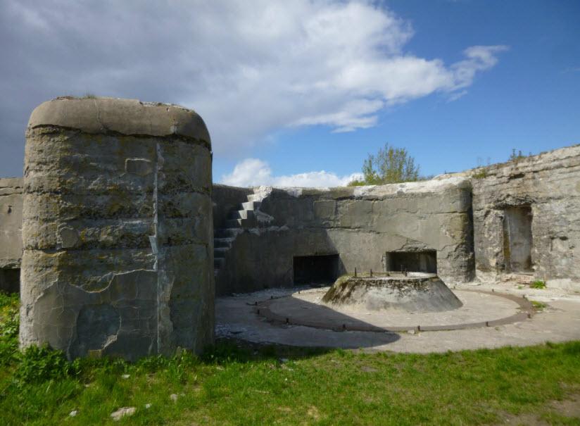 Форт Шанец